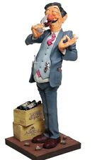 Guillermo FORCHINO Figurine Weintester vin Fo84007 - 20459