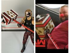 WWE Mattel The Fiend custom HAMMER / MALLET accessory