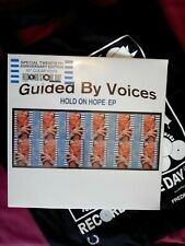 """Guided By Voices Hold On Hope EP 10"""" Clear RSD 2020 Sealed"""