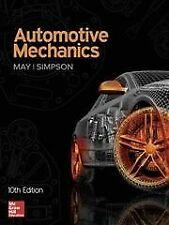 Automotive Mechanics, Brand New, Free shipping