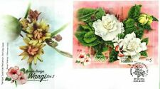 Malaysia 2016 Scented Flowers - Series 2 ~ FDC
