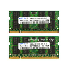 New 2X 2GB 4GB DDR2-667 MHz PC2-5300 200pin For MacBook Early 2008
