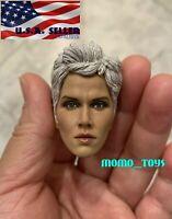 """1/6 Halle Berry Storm Head Sculpt X-Men 12"""" Female Figure PHICEN Hot Toys ❶USA❶"""