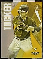 2019 Topps Fire Gold Minted Parallel #70 Kyle Tucker RC Houston Astros Rookie