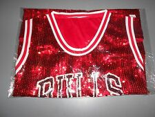 Chicago Bulls Sequenced Derrick Rose Woman's Jersey Size Med. New