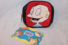 NEW WITH TAGS  RUGRATS 1998 VIACOM TOMMY RED COIN BAG