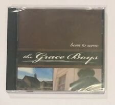 Sealed The Grace Boys Born To Serve CD NEW