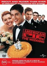 American Pie - The Wedding (DVD, 2004)