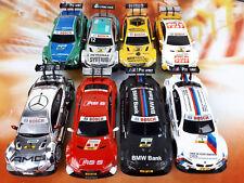 Carrera GO DTM Slotcar AUDI MERCEDES BMW nach Wahl Rennbahn Auto 1:43 Neu 64089