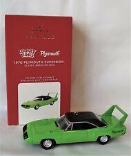 Hallmark 2020 Plymouth 1970 Superbird Ornament, 30th Classic American Car Series