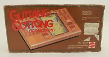 Guttang Gottong (Locomottion) LCD Handheld Game Complete In Box CIB Rare Vintage