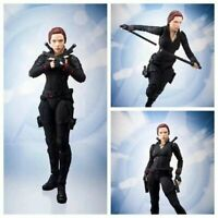S.H.Figuarts SHF Marvel Avengers Endgame Black Widow Action Figure New In Box