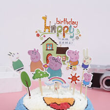 Cake Topper Peppa Pig