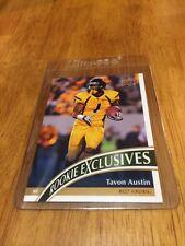 2013 Upper Deck Rookie Exclusives #RE-TA - Tavon Austin - West Virginia