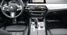 BMW OEM G30 G31 5 Series 2017+ Aluminum Rhombicle Interior Trim Kit 4K7 New