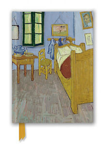 Flame Tree Journal : Vincent Van Gogh Bedroom at Arles (Hardcover, Foiled Cover)