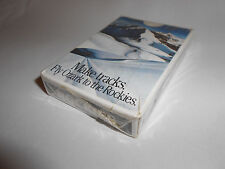 NEW in cellophane Vintage OZARK AIRLINES Playing Cards ROCKIES Rocky Mountain