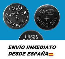 Pack 3 pilas AG4 SR626SW 377 LR66 SR66 177 376 ENVIO INMEDIATO A1819