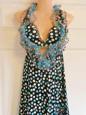 Stunning Sexy Egyptian Belly Dance Costume Dress...Handmade Embroidered