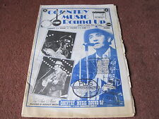 COUNTRY MUSIC ROUND UP -  Sept 1979 - Don Williams Tour