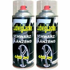 Autolack-Spraydosen für Schwarz