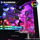 BARROW LTYKB-ARK INTEL core 115X CPU Water Cooling Block IRON MAN RGB remote