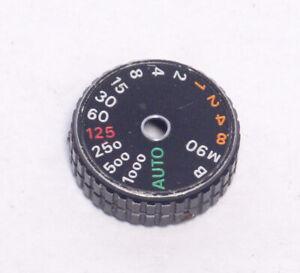 NIKON FE Shutter Speed Dial Ring Vintage SLR Film Camera Parts