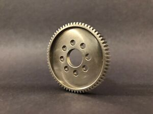 66 Tooth Steel Spur Gear Replacement for HPI Sport 3 Part #113706