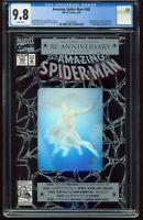 AMAZING SPIDER-MAN # 365 AUG 1992 30TH ANNIVERSARY CGC-GRADED 9.8 NM/M INV G-298