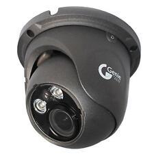 Genie WIP4EBV5G Wish IP Cámara Domo 4MP con enfoque automático globo ocular Gris Ir Cctv Seguridad
