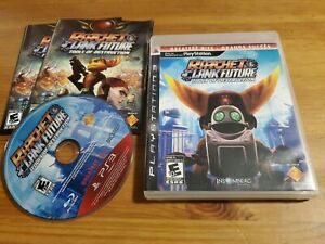 Ratchet And Clank Future: Tools Of Destruction PS3 CIB TESTED NOT FOR RESALE