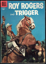 Roy Rogers And Trigger 106 Fn+/6.5 - Cool photo cover! White pages!