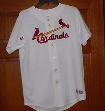 Majestic Genuine Merchandise St. Louis Cardinals Pujols #5 Jersey Youth Xl