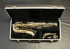 Buescher Aristocrat Saxophone Vintage Mid 70's (1975-1980) With Case S/N:732503