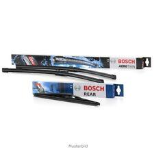 BOSCH Scheibenwischer Wischerblätter AM466S + Heckwischer H301 für OPEL CORSA D