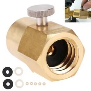 CO2 Adapter Zur Befüllung Von Sodastream Soda Club Wassersprudler W21.8-14 Az DE