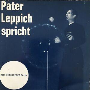 PATER LEPPICH spricht - Auf der Reeperbahn (Quadriga-Ton 501 / Mono / NM))