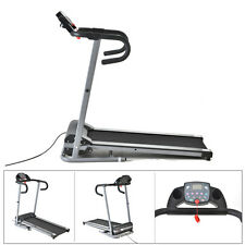 Gym Fitness Treadmill Electric Motorised Folding Running Machine Wide 340MM Belt