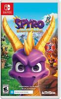 Spyro Reignited Trilogy Nintendo Switch Brand New