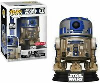 Star Wars Funko POP 31 R2-D2 Target Exclusive 40th Empire Strikes Back PROTECTOR