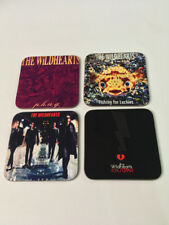 The Wildhearts Album Cover COASTER Set