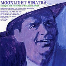 FRANK SINATRA MOONLIGHT SINATRA STANDARD JEWEL CD MUSIC BLUES JAZZ NEW
