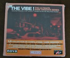 The Vibe! The Ultimate Rare Grooves Series: Soundtracks, Cop Show Themes & Movie