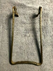 "PREWAR 30'S CIRCA 26"" MOTORBIKE BICYCLE ORIGINAL REAR DROP STAND WITH EAR'S"