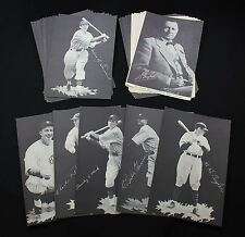 1932 Chicago Cubs Picture Pack Team Set (32 total) Pennant Winners. 4 HOF'ers.