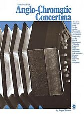 Handbook for Anglo-Chromatic Concertina Sheet Music NEW 014014145