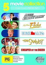 Family Fun (5 Movies) - DVD Region 4