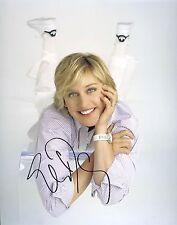Signed Preprint ELLEN DEGENERES Autographed ELLEN DEGENERES SHOW Photo