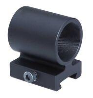 Gehmann 22mm Foresight Black anodize Fit Anschutz, Feinwerkbau, Steyr and more