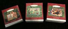 Hallmark Famous Bible Stories Series Keepsake Ornaments Set - David, Daniel, & J